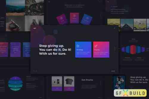 Mot - Creative & Multipurpose Theme (Google Slide)