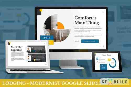 Lodging - Modernist Google Slides Template