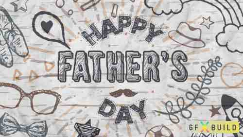 Videohive Happy Father's Day 23848730