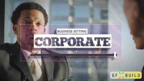 Videohive Our Business Company 10815254