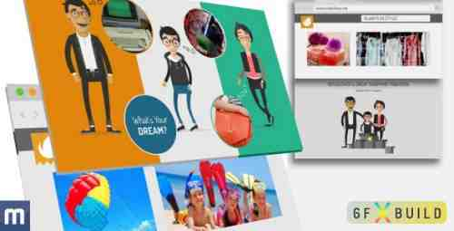 Videohive Family Shopping - Online Shop Promo 11286965