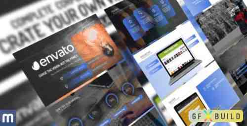 Videohive Service or Product Corporate Presentation 11477605
