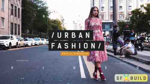Videohive Urban Fashion / Event Promo / Dynamic Opener / Clothes Collection / Beauty Models / Backstage 22433794