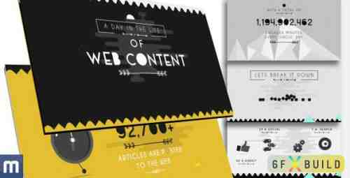Videohive Infographics - Unique Typography 11459742