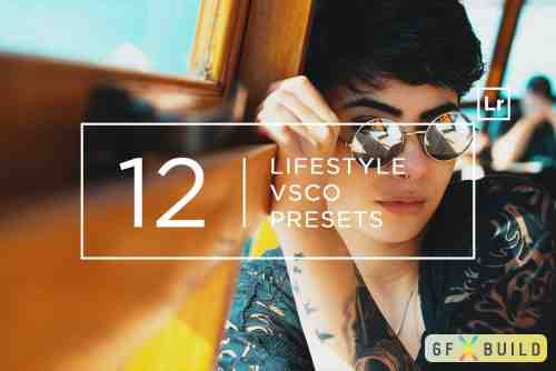 12 Lifestyle VSCO Lightroom Presets