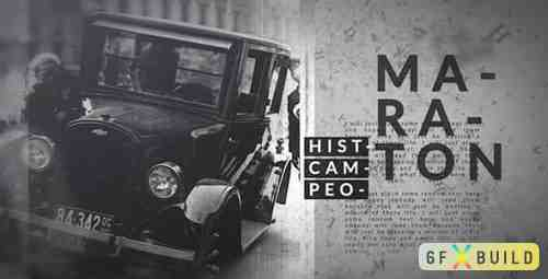 Videohive History Slide 2 21193470