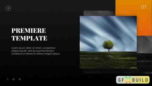 Videohive Clean Presentation - Modern Business // Premiere Pro 24233275