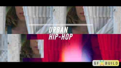 Videohive Urban Media Opener 24922779