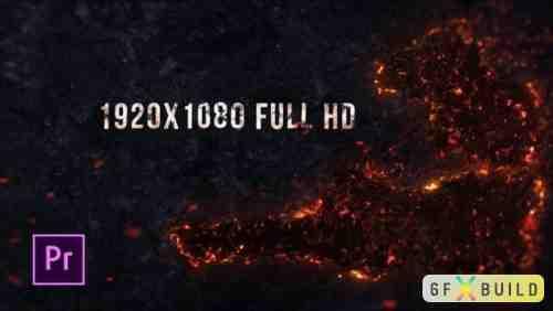 Videohive Inferno Fire Titles - Premiere Pro 24973304