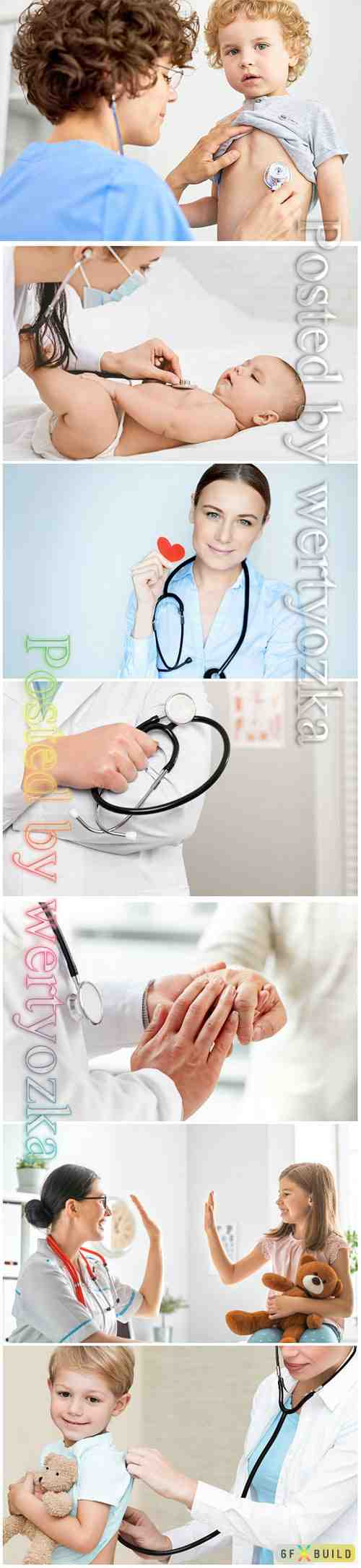 Conceptual medical, doctor beautiful stock photo