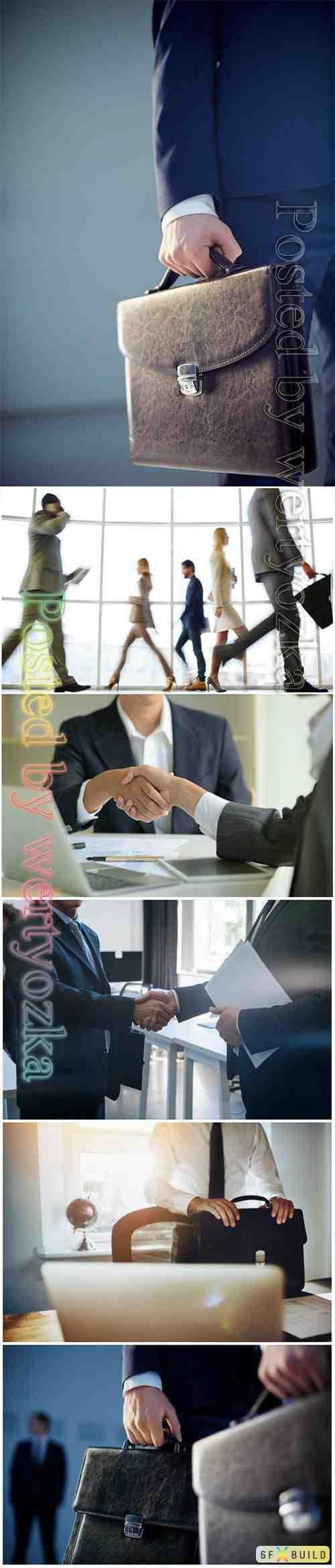 Business people beautiful stock photo