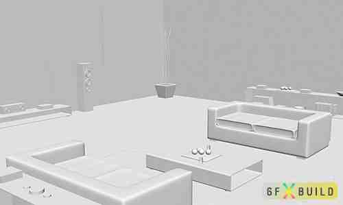 living room interior 1