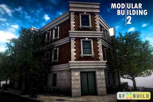Modular Building 2 |Unity3d|