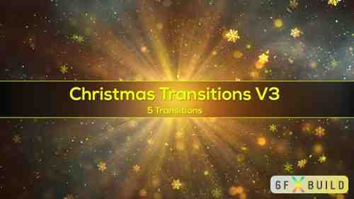 Christmas Transitions V3 29640256