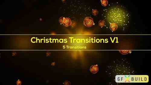 Christmas Transitions V1 29634753