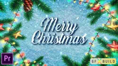 Christmas Greetings - Premiere Pro 29733677