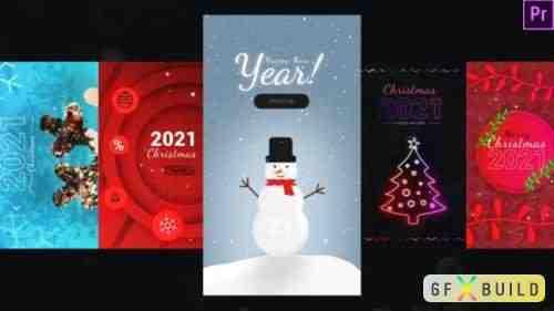 Christmas Trendy Instagram Stories 29754874