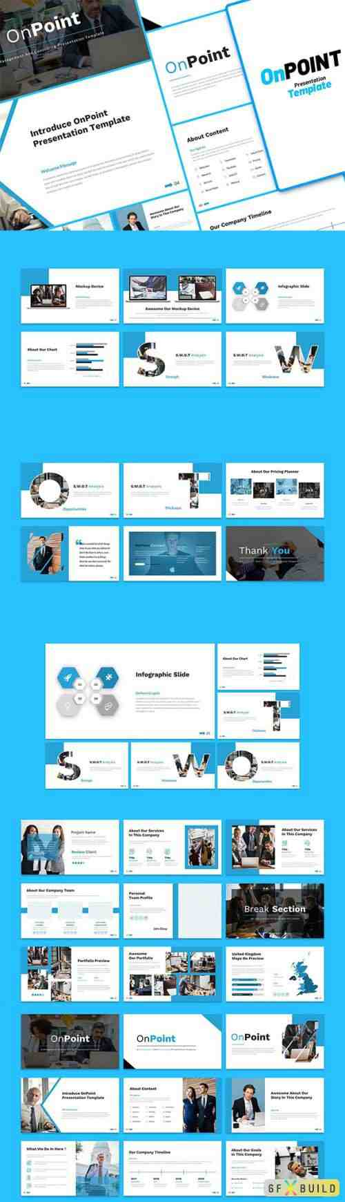 OnPoint Management Consulting Keynote Template