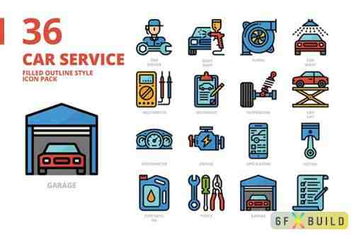 Car Service Outline ZMCZCZT