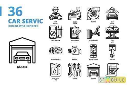 Car Service Outline