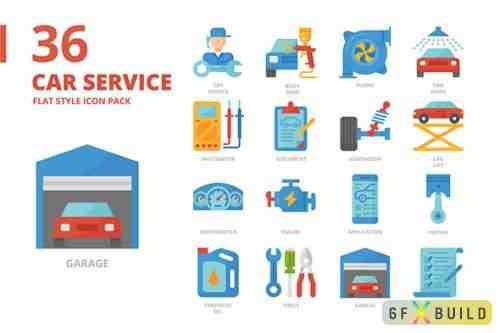 Car Service Flat