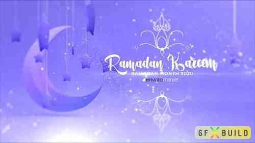 VideoHive - Ramadan Kareem Logo 26323547