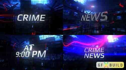 VideoHive - Crime News 31208828