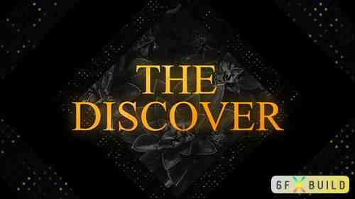 VideoHive - The Discovery - Luxury Opener 30958343