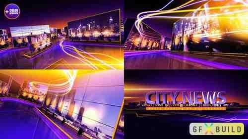 VideoHive - City News 19997680