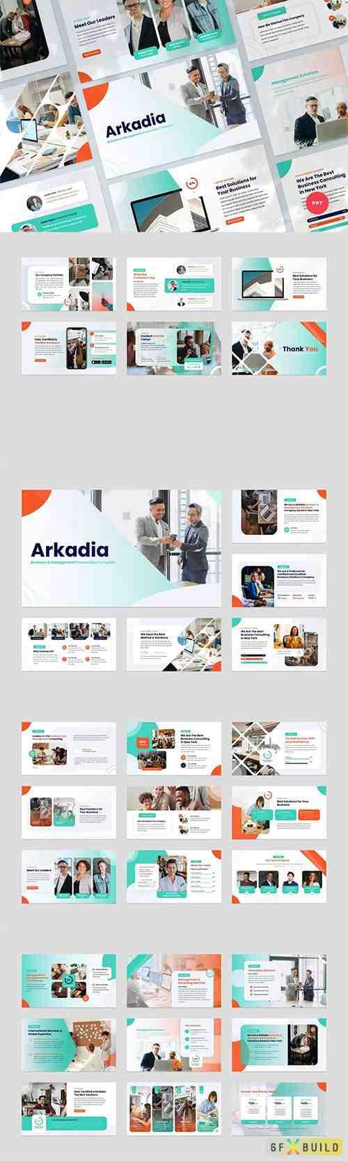 Business & Management PowerPoint Presentation