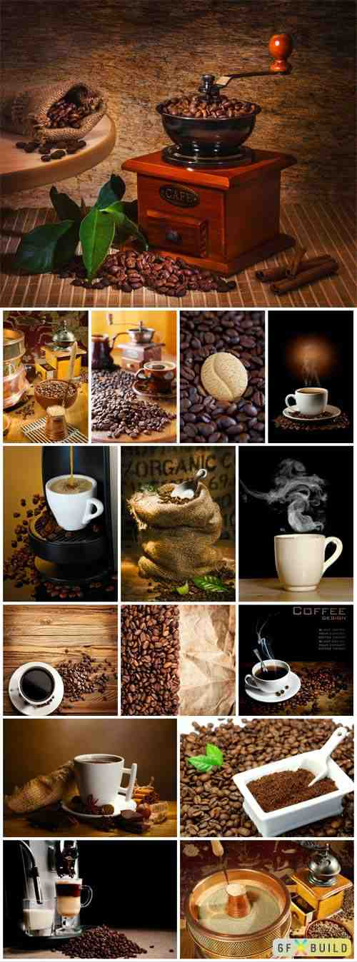 Coffee, stock photo