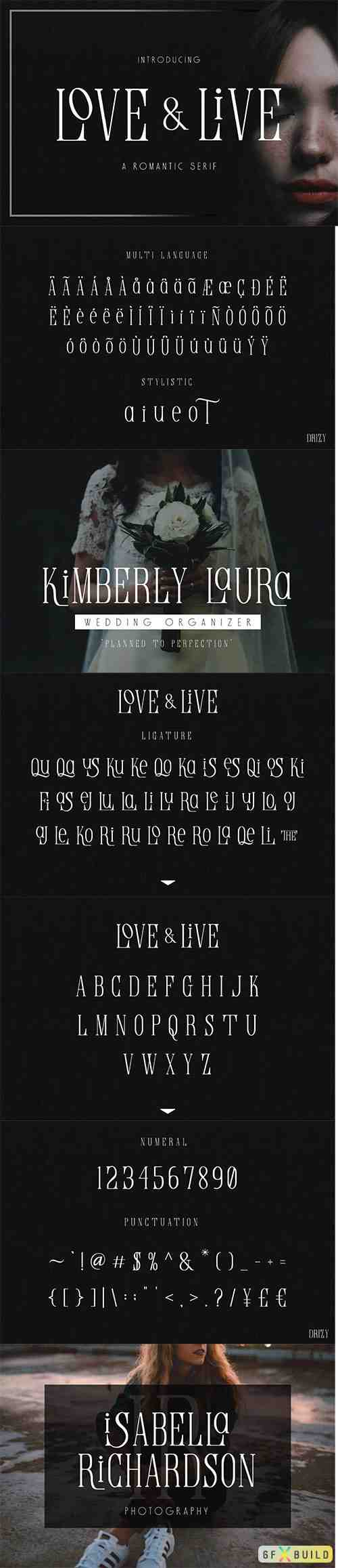 Love & Live 2258519
