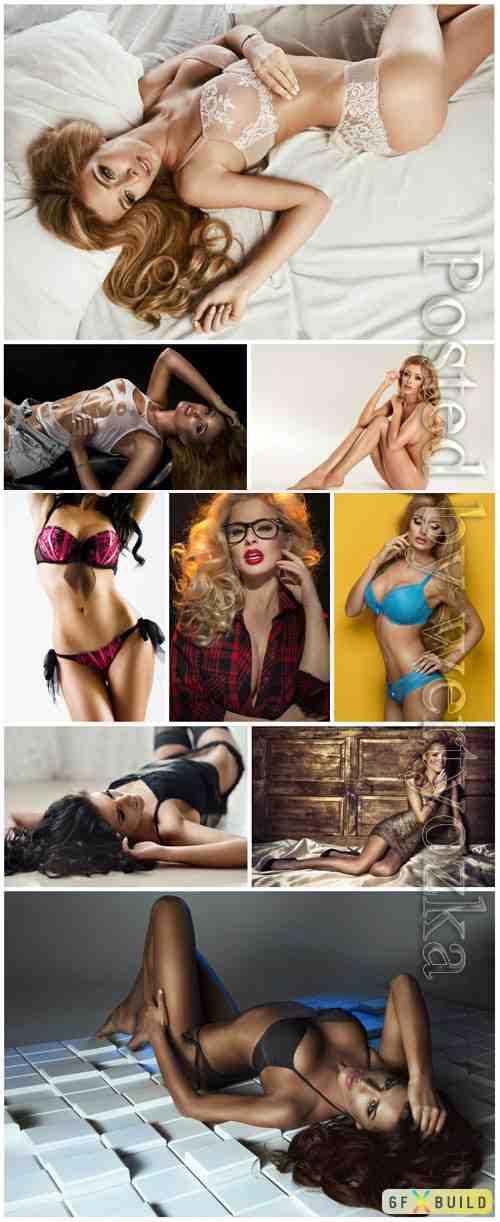 Women in lingerie, pretty girls vol 20