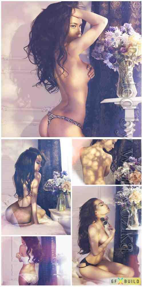 Women in lingerie, pretty girls vol 17