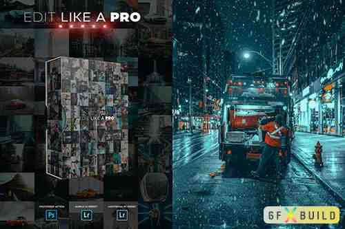 Edit Like A PRO 58th - Photoshop & Lightroom