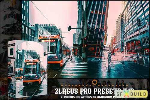 PRO Presets - V 15 - Photoshop & Lightroom