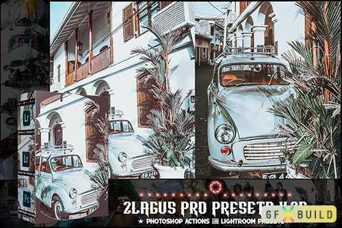 PRO Presets - V 25 - Photoshop & Lightroom