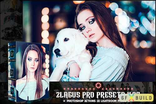 PRO Presets - V 27 - Photoshop & Lightroom