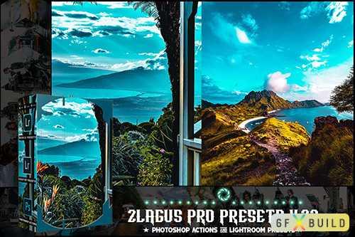 PRO Presets - V 23 - Photoshop & Lightroom