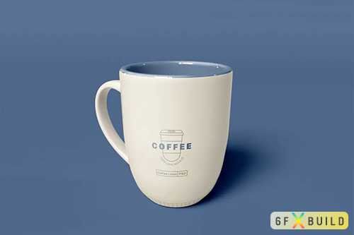 Coffee Mug Mockup LMNLLVD