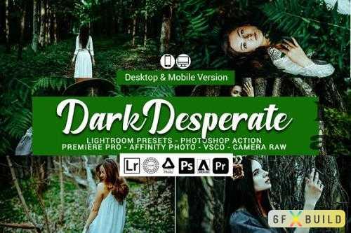 Dark Desperate Presets