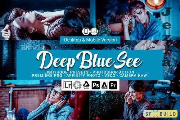 Deep Blue Sea Presets