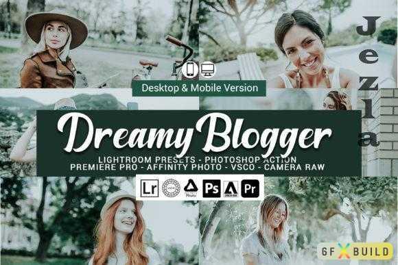 Dreamy Blogger Presets