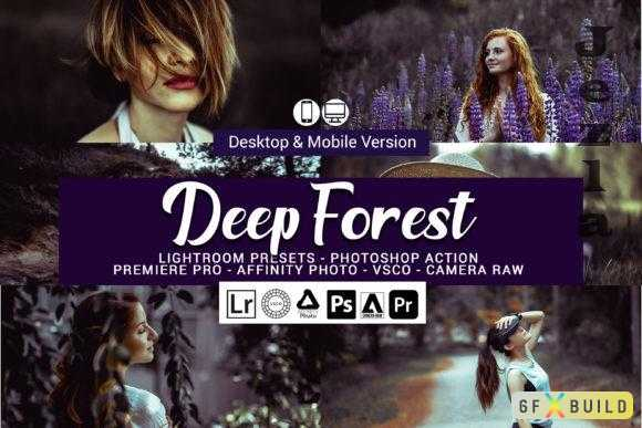 Deep Forest Presets