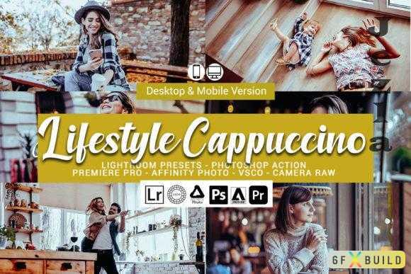 Lifestyle Cappuccino Presets