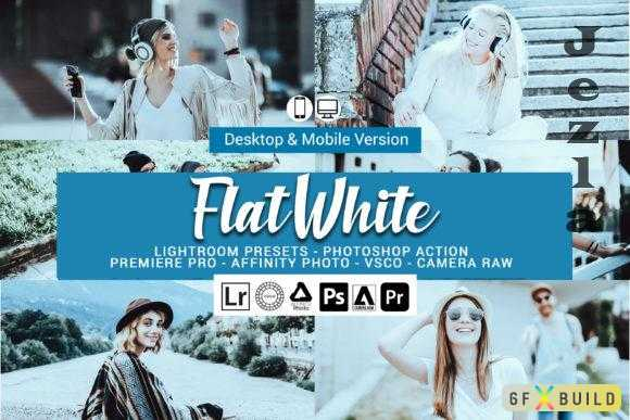 Flat White Presets