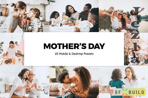 20 Mother's Day Lightroom Presets - 6134257