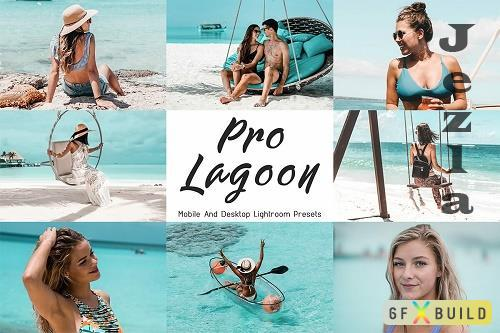 10 Mobile Lightroom Presets Neo Lagoon - 1359386