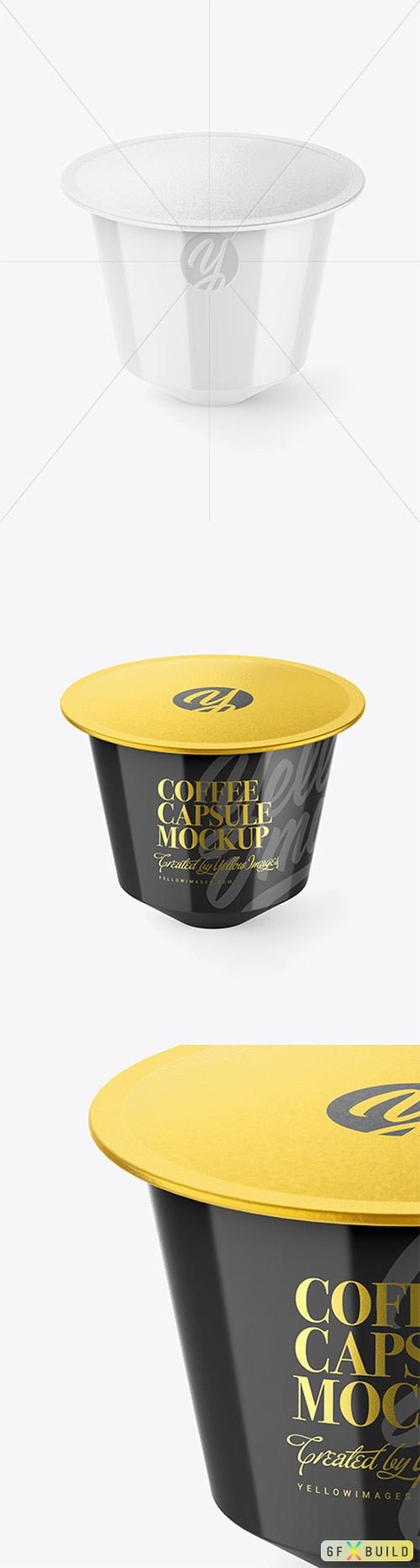 Glossy Coffee Capsule Mockup 62893 TIF