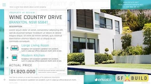 VH - Real Estate Sketch Slides 32927937